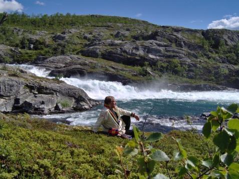 Lars-Nila Lasko - Samisk historieblogg